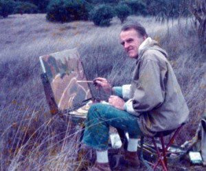 Curtis Fields - Painting Sonoma County